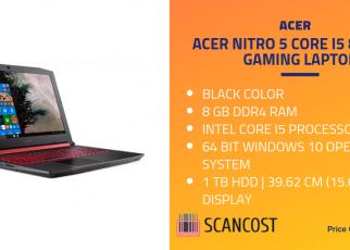 Acer Nitro 5 Core i5 Laptop