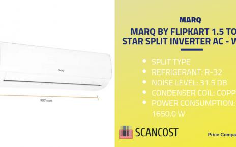 Marq 1.5 ton 3 star