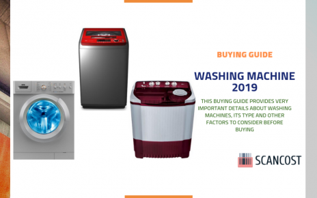 best washing machine buying guide-2019