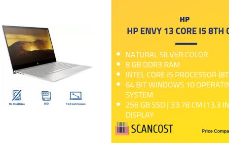 HP Envy 13 core i5