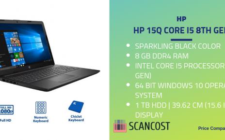 Hp Core I5 8Th Gen