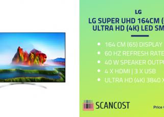 LG SUPER UHD 65Inches