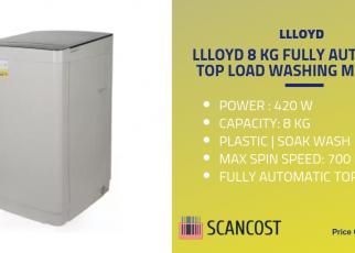 Llloyd 8kg washing machine