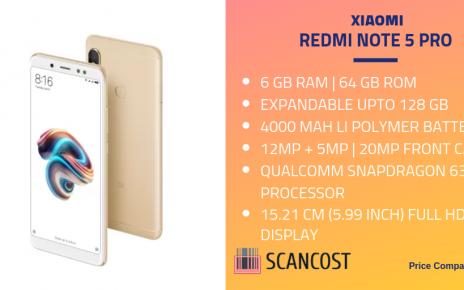 Redmi Note5 Pro