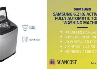 Samsung 6.2 kg Active wash