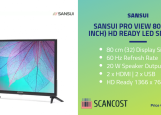 Sansui Pro View 32 Inches