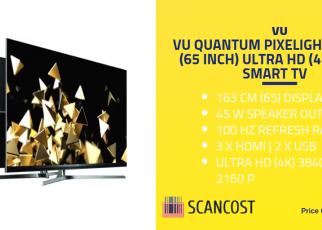 Vu Quantum Pixelight 65Inches